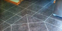 Custom Tiled Floor