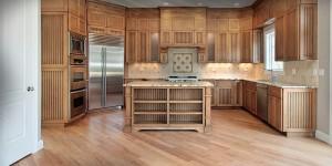 Kitchen Remodel: Wood Flooring